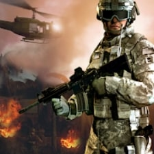 Modern Commando Assassin взлом