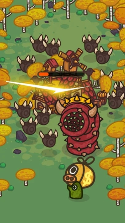 Monster Idle Tap Base скачать