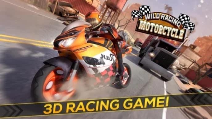Moto Racing Rider андроид