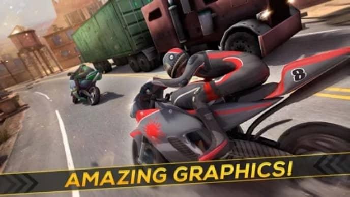 Moto Racing Rider скачать