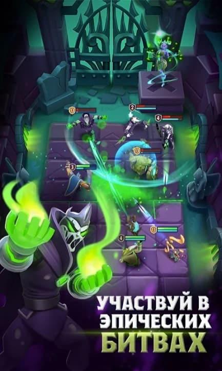 Mythic Legends андроид