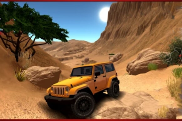 Offroad Jeep читы