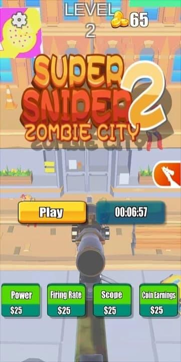 Super Sniper 2 андроид