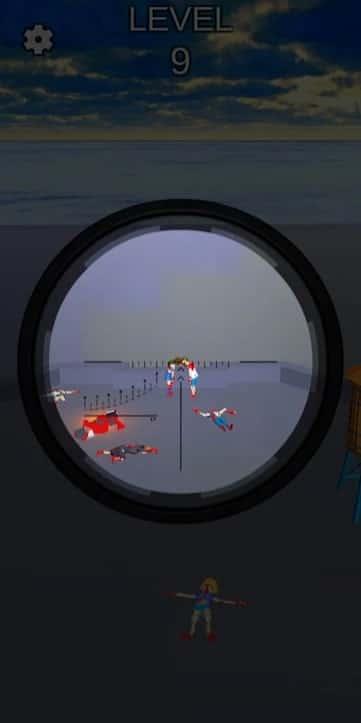 Super Sniper 2 мод