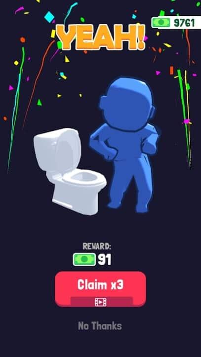 WC Rush читы