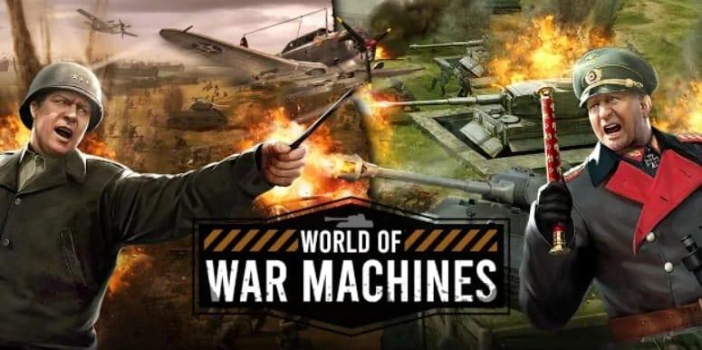 World of War Machines андроид
