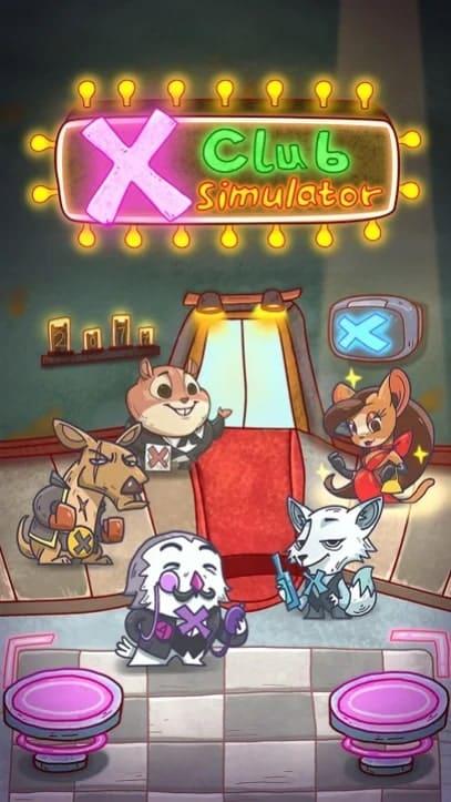 X Club Sim читы