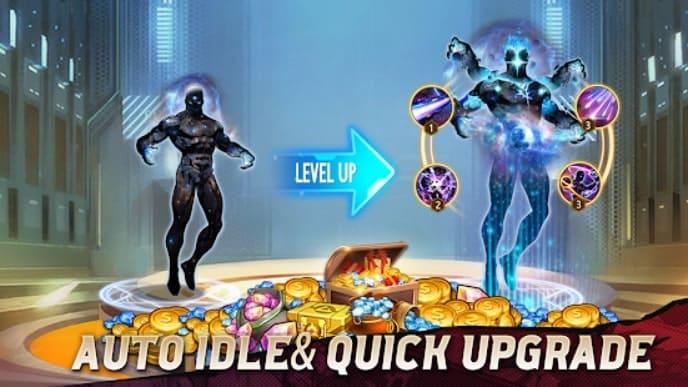 X-HERO: Idle Avengers мод