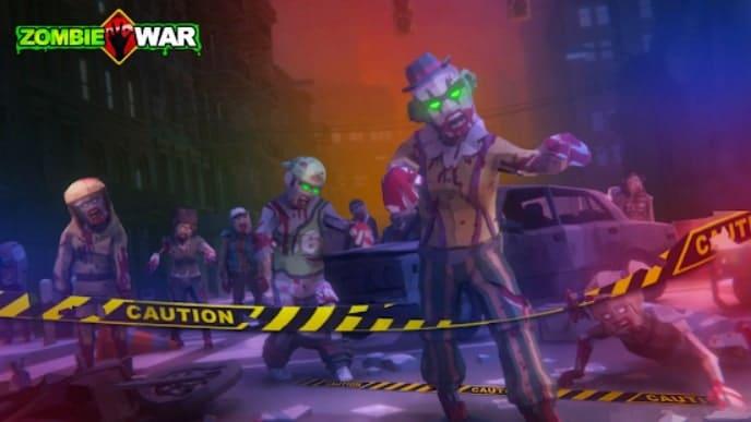 Zombie War: Rules of Survival андроид