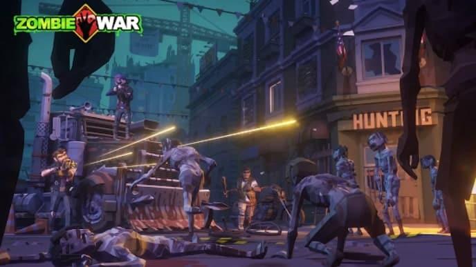 Zombie War: Rules of Survival скачать