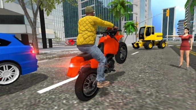 Auto Theft Simulator Grand City читы