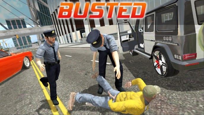 Auto Theft Simulator Grand City мод
