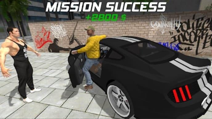 Auto Theft Simulator Grand City скачать