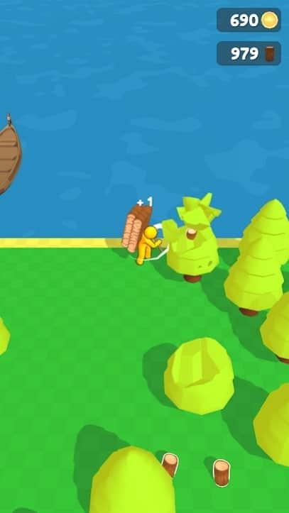 Craft Island андроид