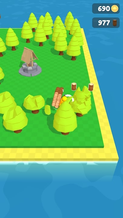 Craft Island мод