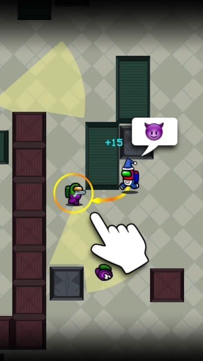 Crewmate Imposter андроид