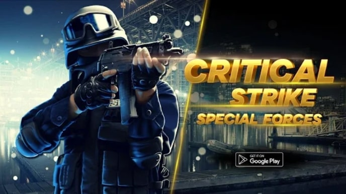 Critical Strike CS: Special Forces читы