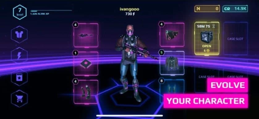 CyberHero скачать