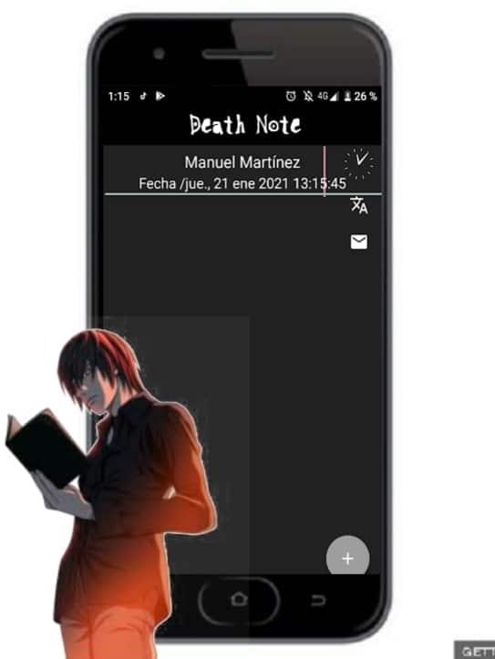 Death Note читы