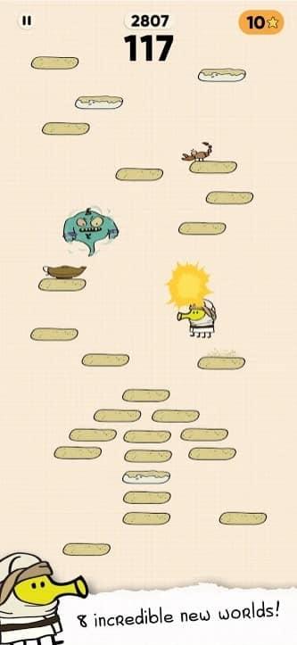 Doodle Jump 2 читы