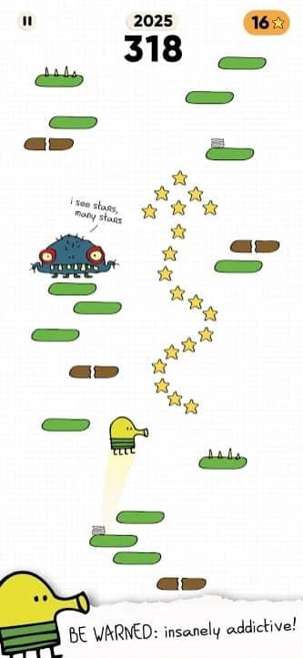 Doodle Jump 2 скачать