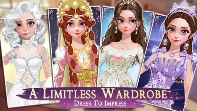 Dress up! Time Princess андроид