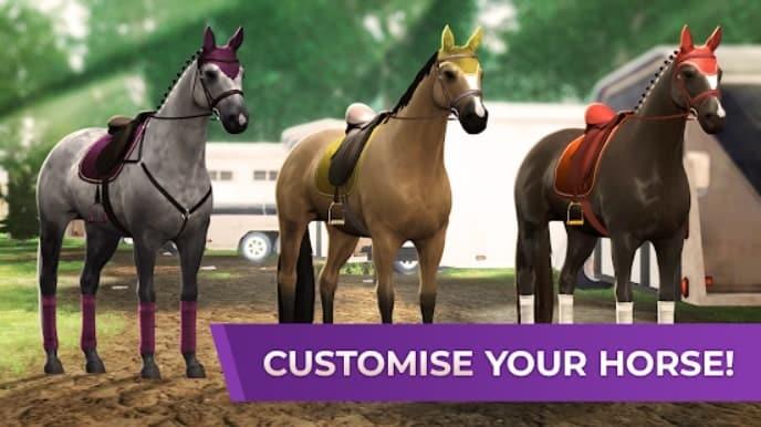 Equestriad World Tour мод