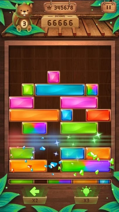 Falling Puzzle мод