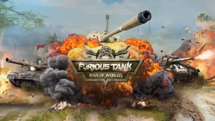 Furious Tank андроид