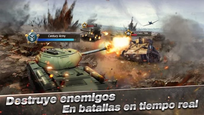 Furious Tank скачать
