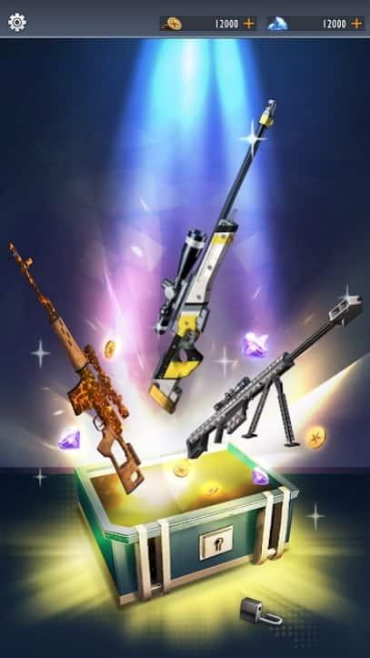 Gun Sniper Shooting читы