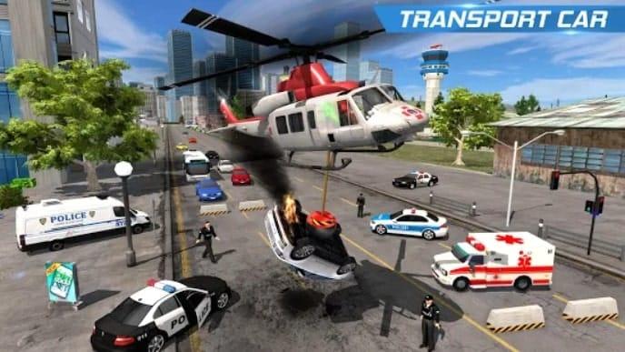 Helicopter Flight Pilot Simulator скачать
