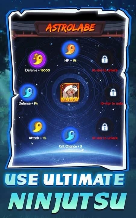 Last Ninja: Idle Adventure андроид