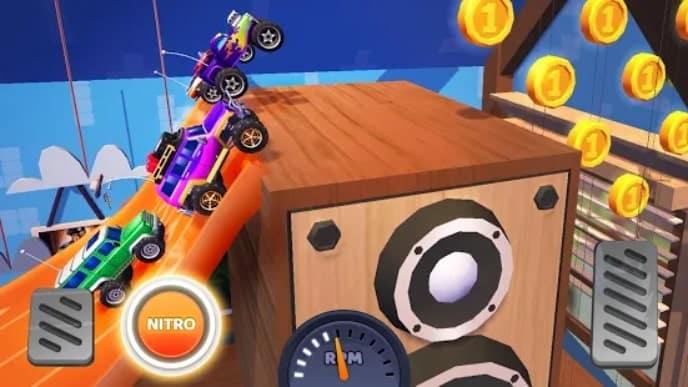 Nitro Jump Racing скачать