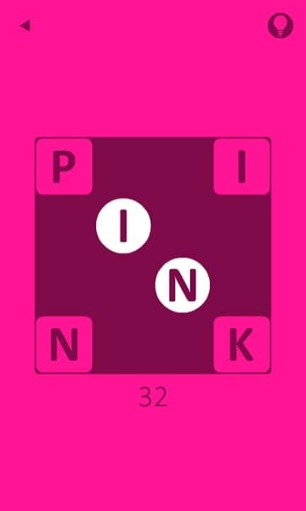 Pink андроид