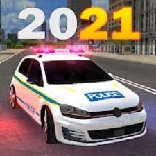 Police Car Game Simulation 2021 взлом