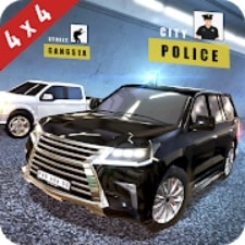 Police vs Gangsters 4x4 Offroad взлом