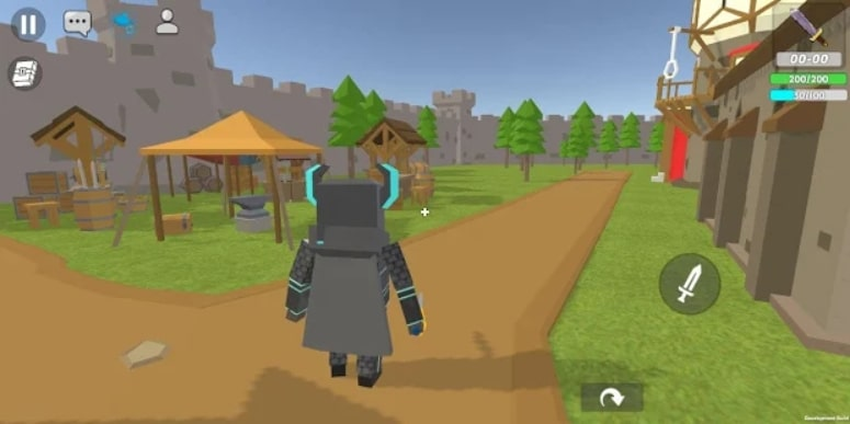 Simple Sandbox 2: Middle Ages андроид