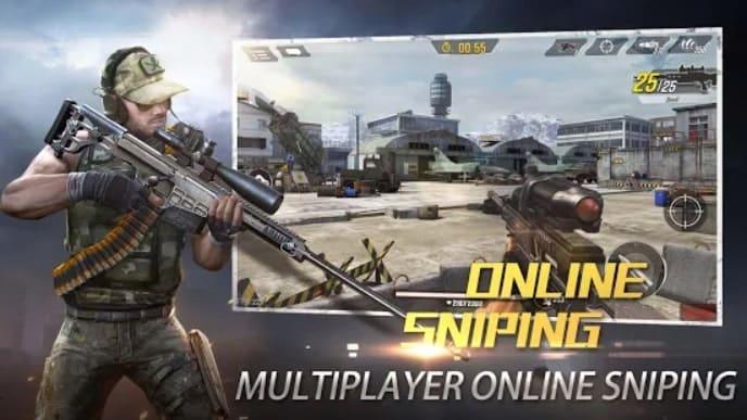 Sniper Online андроид