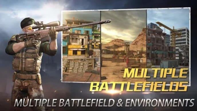 Sniper Online мод