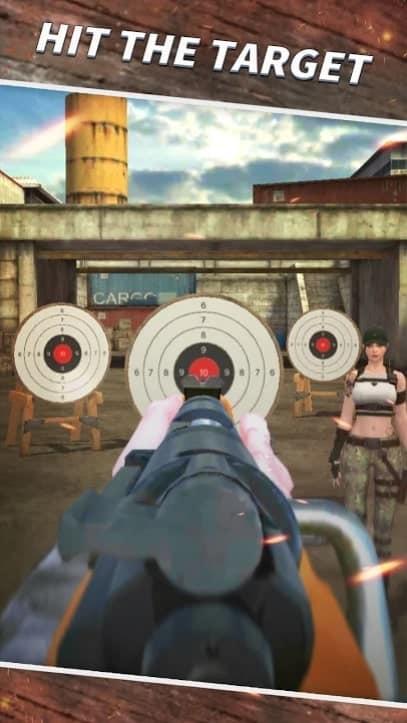Sniper Shooting андроид