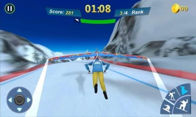 Snowboard Master 3D читы