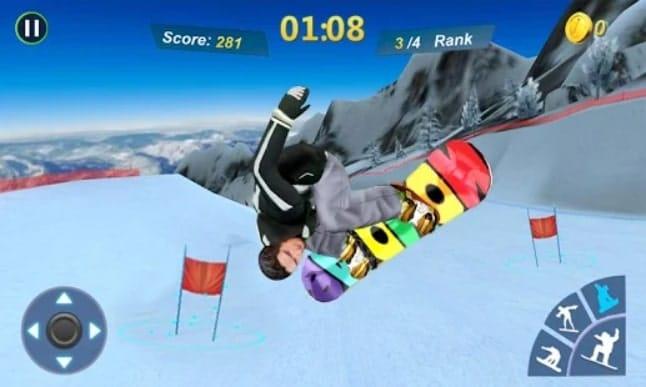 Snowboard Master 3D скачать