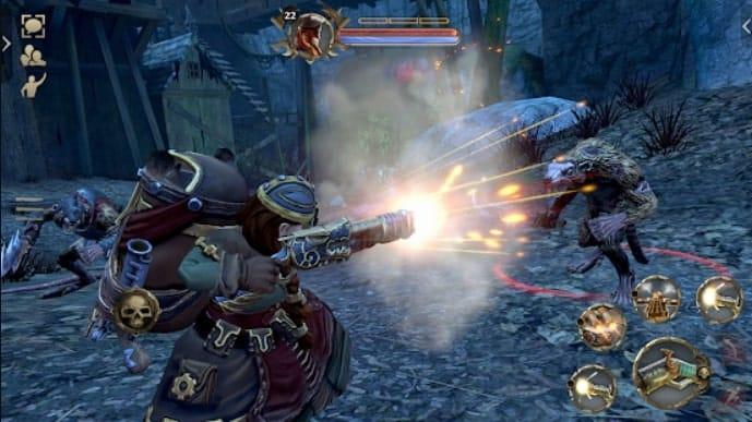 Warhammer: Odyssey андроид