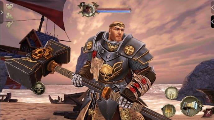 Warhammer: Odyssey мод