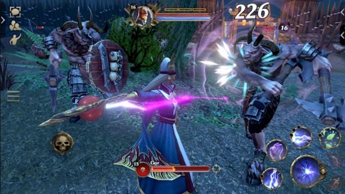 Warhammer: Odyssey скачать