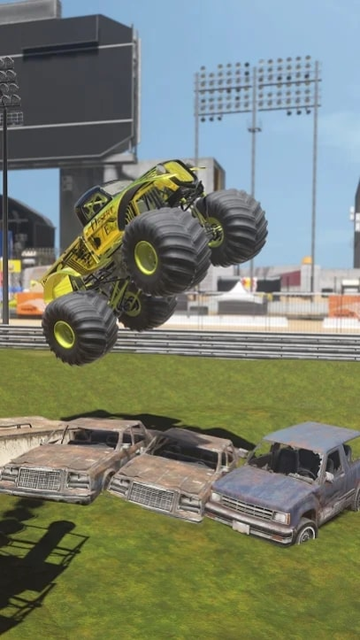 Wheel Offroad андроид