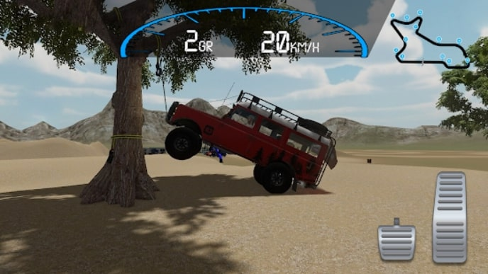 4x4 Driving Sim читы