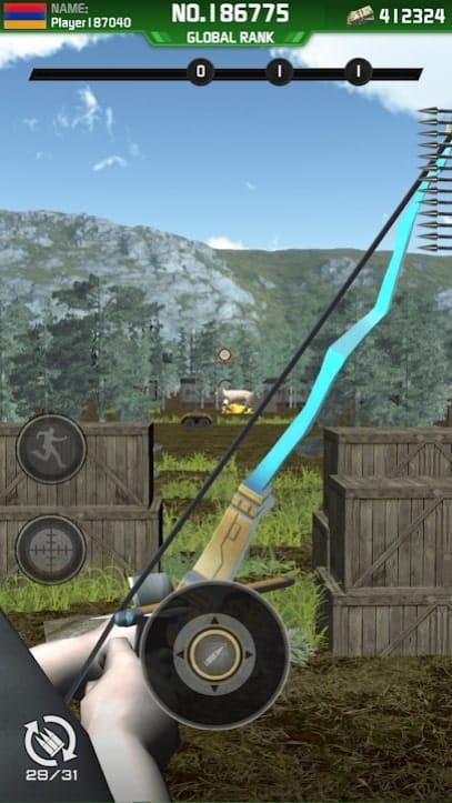 Archery Shooting Battle 3D андроид