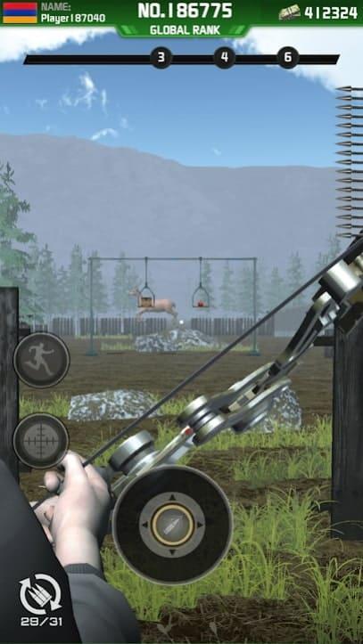 Archery Shooting Battle 3D читы